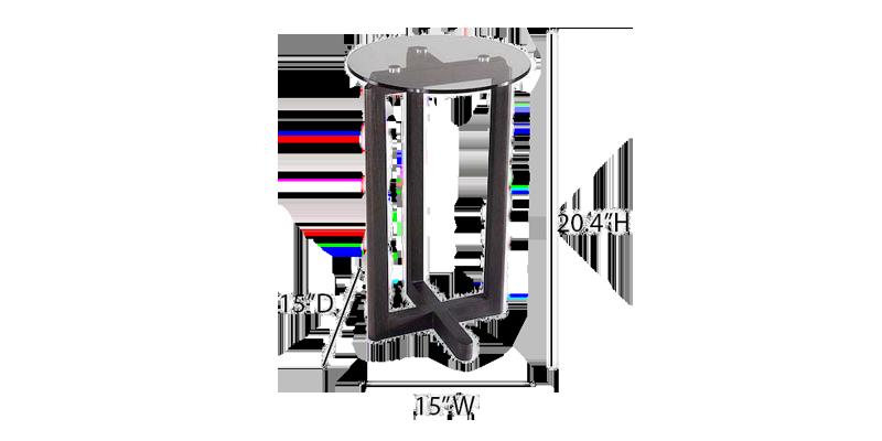 启蒙边桌测量